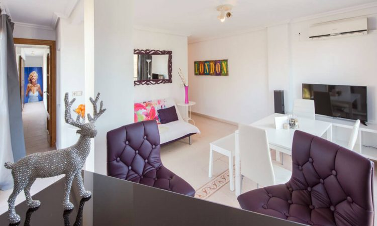 My Pretty Payma | Design Apartments Benidorm | Apartment 9E