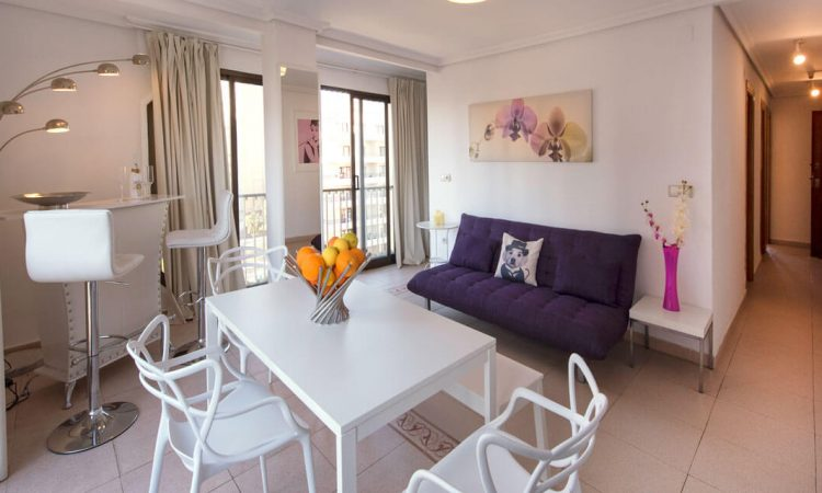 My Pretty Payma | Holidays Apartments Benidorm | Apartment 8E