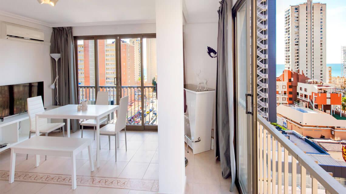 My Pretty Payma | Design Apartments Benidorm | Apartment 9E