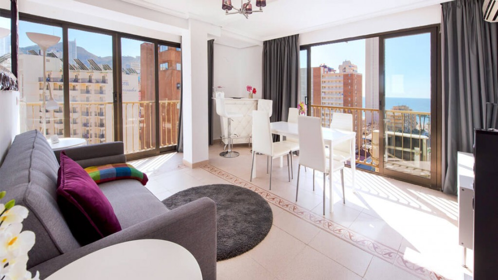 My Pretty Payma Holidays Apartments Benidorm Apartment 10a