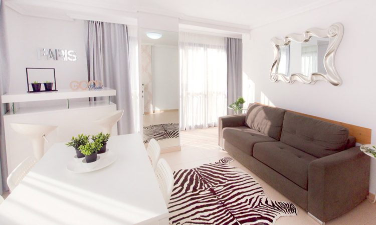 Holiday Apartments Benidorm - Apartment 2E