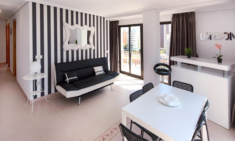 Apartment 7A | Holiday Apartments for Rent in Benidorm